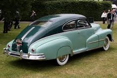 Image result for 1948 pontiac fastback