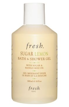 Fresh® Sugar Lemon Bath & Shower Gel available at Nordstrom