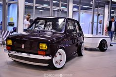 blackmagic Custom Motorcycles, Cars And Motorcycles, Fiat 126, Hobby Cars, Steyr, Modified Cars, Small Cars, Jdm Cars, Benz