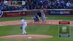 STL@CHC Gm4: Piscotty starts things with two-run shot... 10-13-15