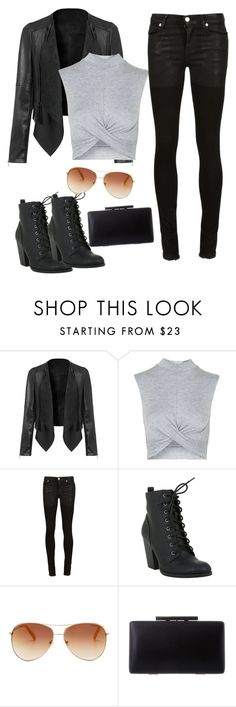 """""""Untitled #66"""" by raregold on Polyvore featuring Topshop, Alyx, Tommy Hilfiger, women's clothing, women, female, woman, misses and juniors"""