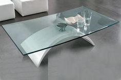 Tudor Coffee Table By Tonin Casa - contemporary - coffee tables - san francisco - by Spacify Inc,