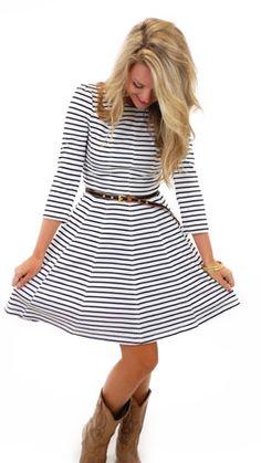 Boat Yard Dress