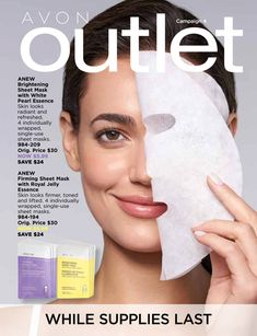 Shop the Outlet Book Avon campaign 4 2018 online January 2018 through February Get clearance prices on Avon Living items, fashion, skin care, bath & body & more! While supplies last. Avon Outlet, Chi Hair Products, Avon Brochure, Brochure Online, Avon Mark, Avon Catalog, Avon Online, Avon Rep, Skin So Soft