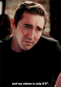 2/2 - The Mindy Project  season3 - Lee Pace guest star