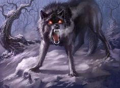 Dire Wolf....