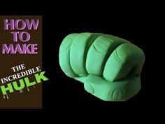 Discover recipes, home ideas, style inspiration and other ideas to try. Marvel Cake, Batman Cakes, Marvel Avengers, Hulk Logo, Fondant Cake Tutorial, Fondant Toppers, Hulk Birthday Cakes, Disney Frozen Cake, Cake