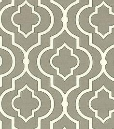 Tropix Outdoor Fabric- Dalgety Fresco Gunmetal. jo-ann
