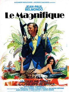 """Jean-Paul BELMONDO """"Le Magnifique"""""""