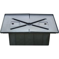 Laguna Decorative Water Features Reservoir, 8-Gallon by Laguna. $30.99. Reversible argyle raincoat. Solid, heavy-duty construction supports ornamental fountains. Will not rust and suitable for in-ground installation. Measures 15-inch length by 12-inch height by 21-inch width. Removable lid and access points makes installation and maintenance easy. The ideal in-ground water collection reservoir for fountains, ornaments and small preformed pondless waterfall systems....