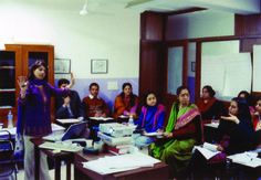 "Workshop on ""Including Children with Learning Disabilities in  classroom"" was organized by Orkids Multidisciplinary Clinic which was conducted by Dr. Anupriya Chadha, Educational Consultant, Sarva Shiksha Abhiyan, Government Of India. The main objective of this workshop was to apprise the participants on the concept, meaning and principles of inclusion."