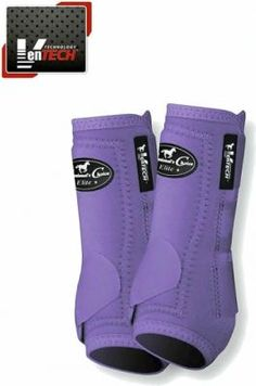 Professionals Choice VenTECH Elite Boots Purple