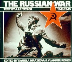 A.J.P.Taylor :The Russian War. Graphic Designers, Russia, Literature, Politics, David, War, King, Baseball Cards, History