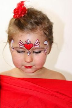 easy face painting examples | Face Painter Funela