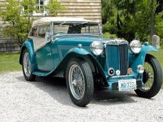 MG Classic Cars midget For Sale | Car and Classic