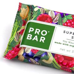 Moxie Sozo's packaging design for Probar