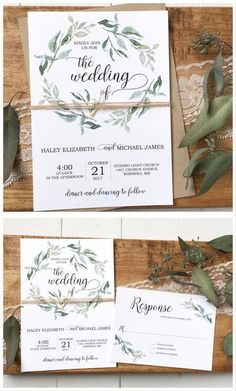 Country Wedding Invitations, Vintage Wedding Invitations, Rustic Invitations, Wedding Invitation Cards, Card Wedding, Gown Wedding, Wedding Rings, Wedding Dresses, Event Invitations