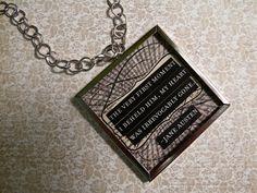 Jane Austen Quote Jewelry | Community Post: How To Nurture Your Jane Austen Obsession