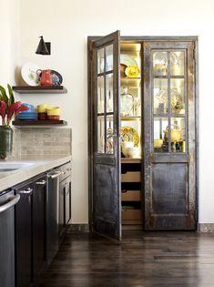 Filtered Portfolio   Wiseman and Gale Interior Design interior design, the doors, pantri door, pantry doors, tile, old doors, interior doors