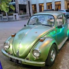 Lapak VW Kodok Antik Tahun 64 1200CC - CIAMIS