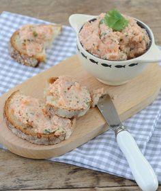 Camembert Cheese, Risotto, Entrees, Potato Salad, Parmesan, Seafood, Goodies, Food And Drink, Fish
