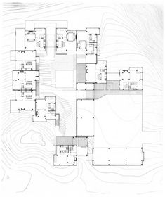 A floor plan for the ground level from Urban Innovations