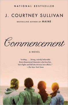 Assigned to the same dorm their first year at Smith College, Celia, Bree, Sally, and April couldn't have less in common. Written with radiant style and a wicked sense of humor, Commencement follows these unlikely friends through college and the years beyond, brilliantly capturing the complicated landscape facing young women today.