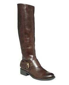More Jessica boots! Dark brown