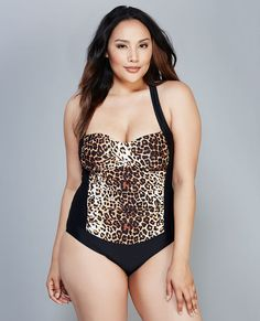 675fb53435daf 76 Best Plus Size Swim Suits images