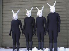 The Weird Girls Project Episode 4: Bunny Revolution