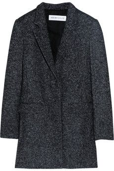 See by Chloé Cotton-blend tweed coat Coat Sale, Tweed Coat, Discount Designer Clothes, See By Chloe, Fashion Outlet, Clothes For Sale, Beachwear, High Fashion, Knitwear