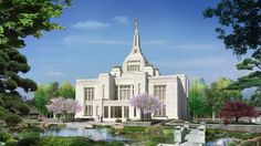 LDS Church's First Presidency announces open house and dedication dates for 3 temples