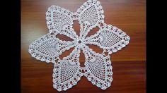 carpeta de piñas a crochet