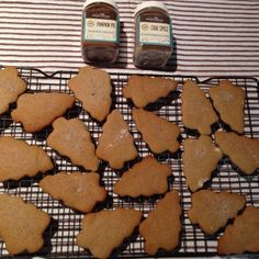 Your Inspiration At Home Pepparkakor (Swedish Spice Cookies)  #YIAH www.yourinspirationathome.com.au