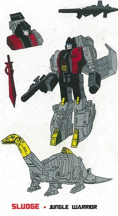 Dinobot Sludge in both robot and dino mode. Transformers Toys, Lightning Strikes, Gaming Computer, Eagles, My Drawings, Robot, Video Games, Universe, Retro