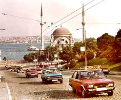 Istanbul Turkey in 1983 Atami, Old Buildings, Historical Pictures, Istanbul Turkey, Best Cities, Old World, Taj Mahal, To Go, Street View