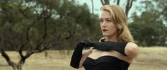 The costume vault: The Dressmaker. Part I: A glamorous outsider
