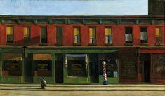 Edward Hopper - Early Sunday Morning