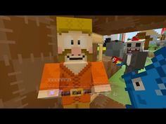Minecraft Xbox - Quest For A New Look (47) - YouTube