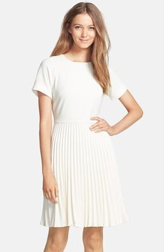 Trina Turk crepe dress #nordstroms
