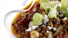Giada De Laurentiis - French Lentil and Hominy Chili
