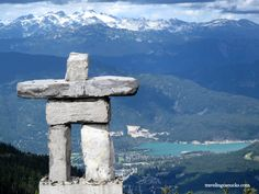 whistler bc | ... Whistler Village from Whistler Mountain – Whistler, British Columbia