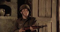 Schuetze Dietz Cross Of Iron, David Warner, War Film, World War Ii, Wwii, World War Two