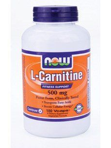 Now Foods LCarnitine 500 mg  180 Vcaps >>> Want additional info? Click on the affiliate link Amazon.com on image.