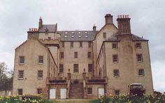 The Grant Castle in Scotland - 16th-19th great grandfathers lived here!