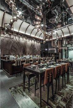 A3D.ru - Ресторан Ammo | Гонконг