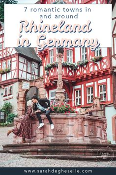 Are you looking for inspiration for a romantic getaway? Here you'll find the 7 most romantic towns in and around Rhineland in Germany. |Rhineland Germany | Rhineland | Romantic towns | romantic getaways | couple travel | #rhineland #Germany #coupletravel Europe Destinations, Romantic Destinations, Romantic Travel, Romantic Getaways, Most Romantic, Romantic Escapes, Backpacking Europe, Europe Travel Guide, Travel Guides