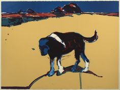 Fritz Scholder, Reservation Dog