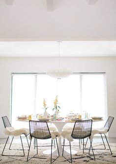 TABLETOP STYLING WITH @The Hostess Haven via A House in the Hills