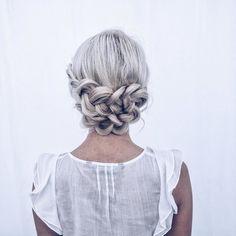 61 Braided Wedding Hairstyles | Brides